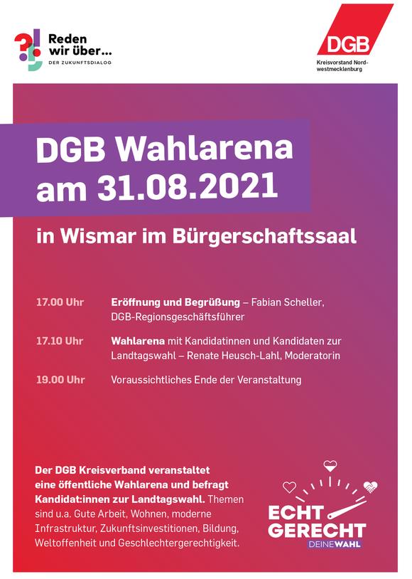 DGB Kreisvorstand Nordwestmecklenburg