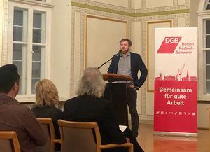 Neujahrsempfang DGB Nordwestmecklenburg