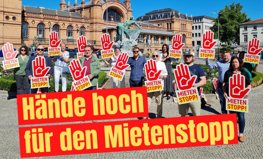 Aktionstag Mietenstopp